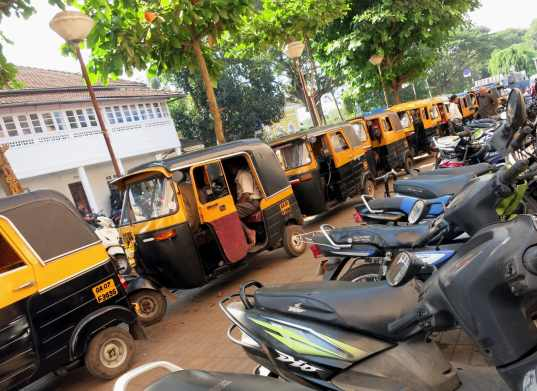 rickhaw Panaji goa