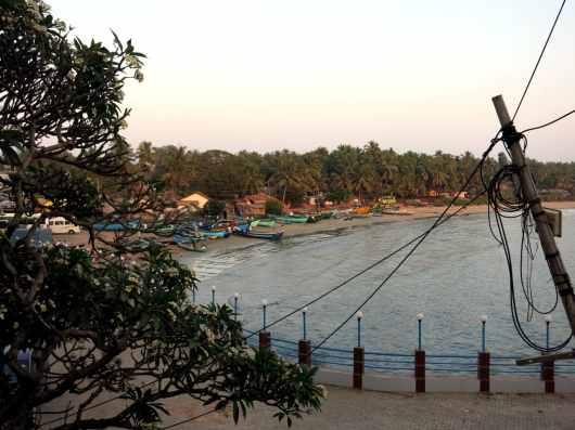 murudeshwar fishermen boats