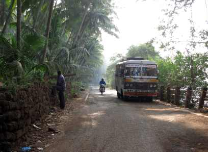 bus old goa