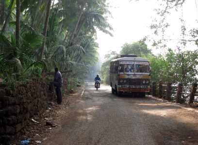 bus old goa