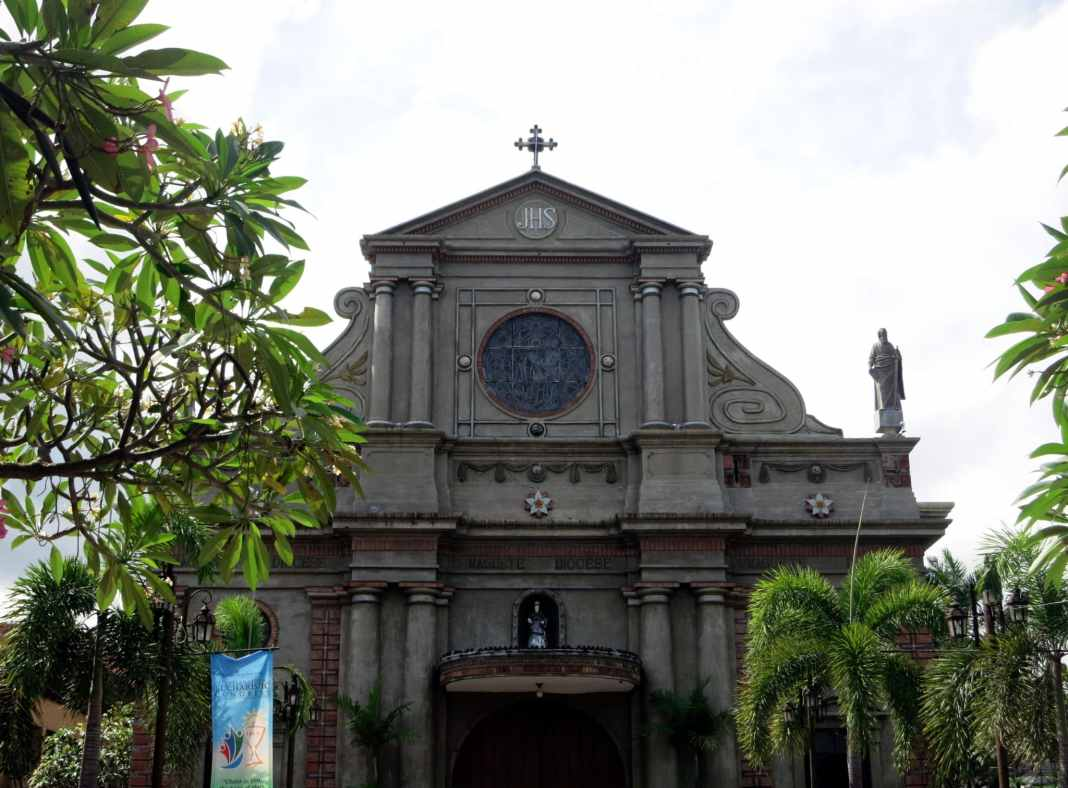 Cathedral Dumaguete Negros Philippines