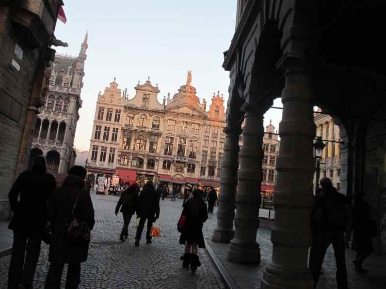 Grand Place Brussels Belgium