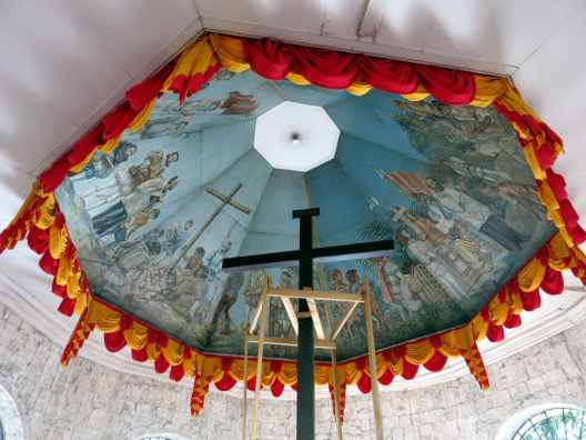 Magellan cross Cebu City Philippines