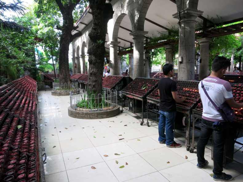Basilica Santo Niño Cebu CIty Philippines