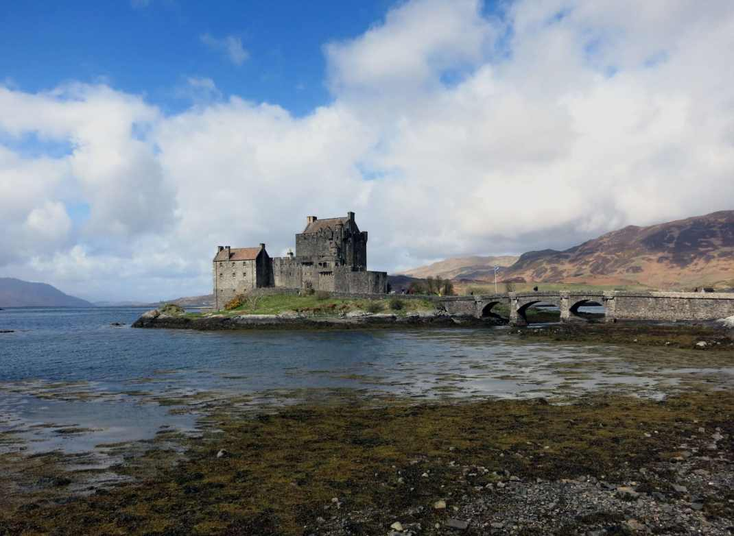 Donan Eilean Castle Scotland