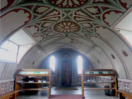 Italian Chapel Holm Orkney Scotland
