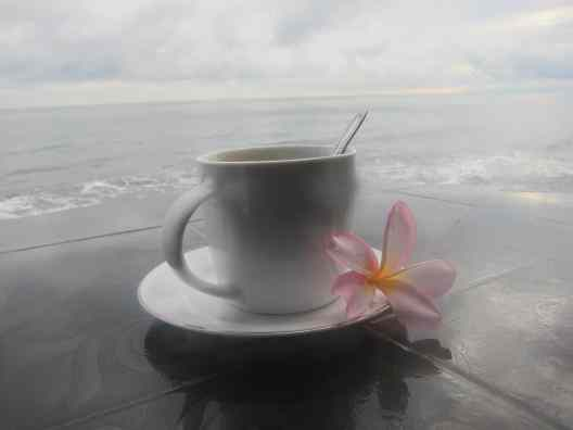Coffee in Tulamben Bali Indonesia
