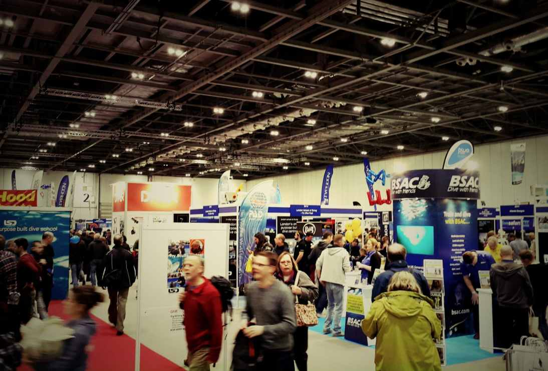 London Dive Show LIDS 2016