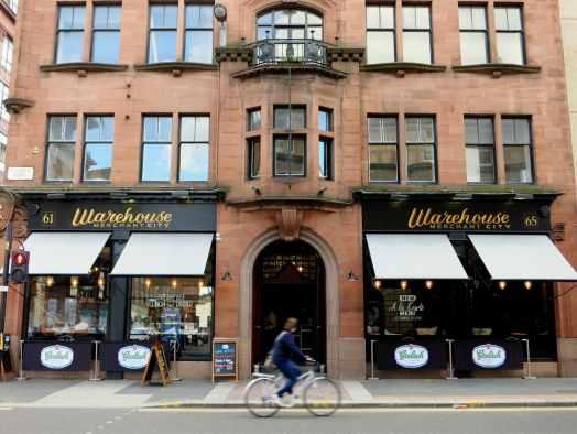 Merchants City Glasgow Scotland