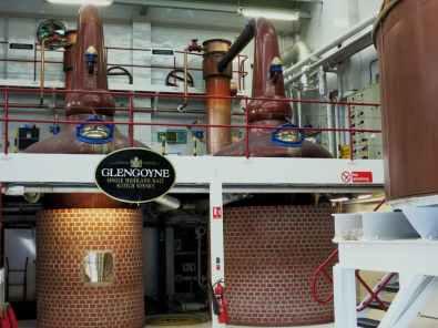 Glengoyne Distillery Scotland