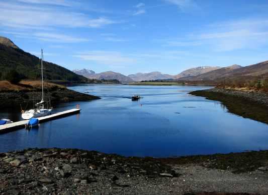 Loch Leven Scotland