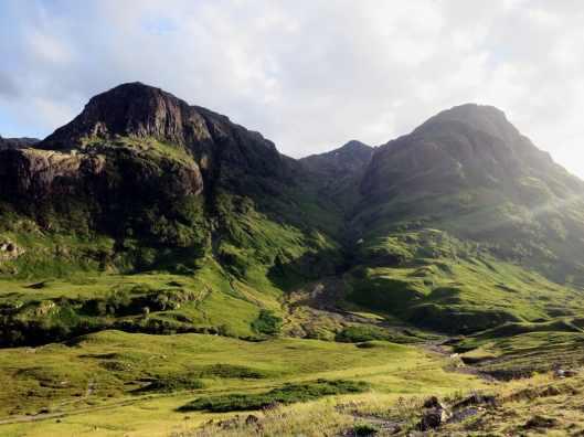 Glencoe Highlands Scotland