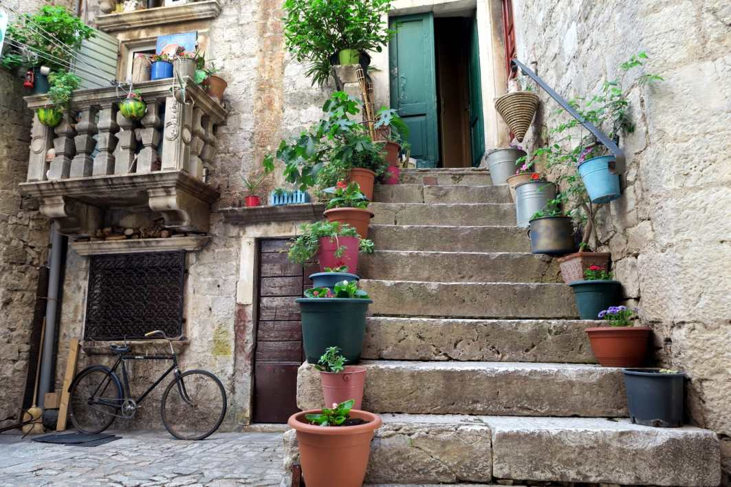 hidden gems of Trogir Croatia