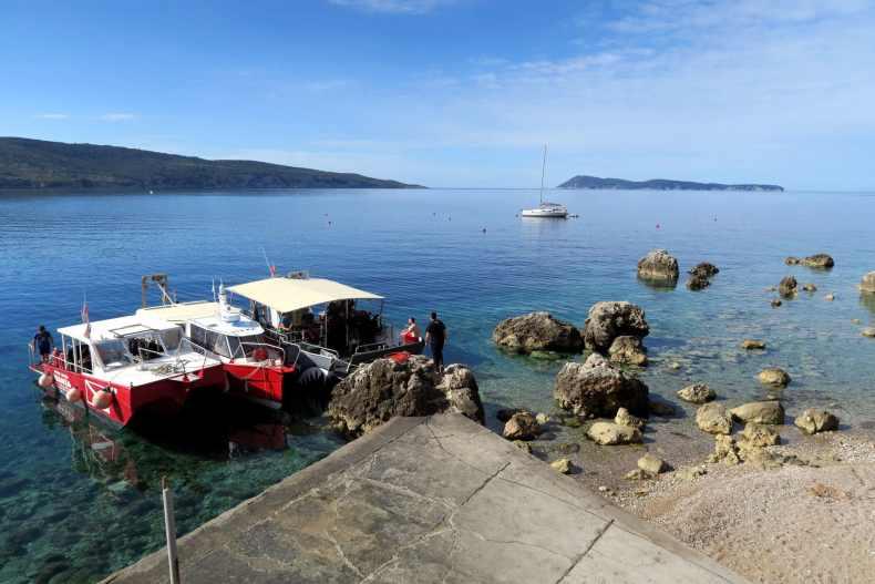 Scuba diving centre Komiza Vis Croatia
