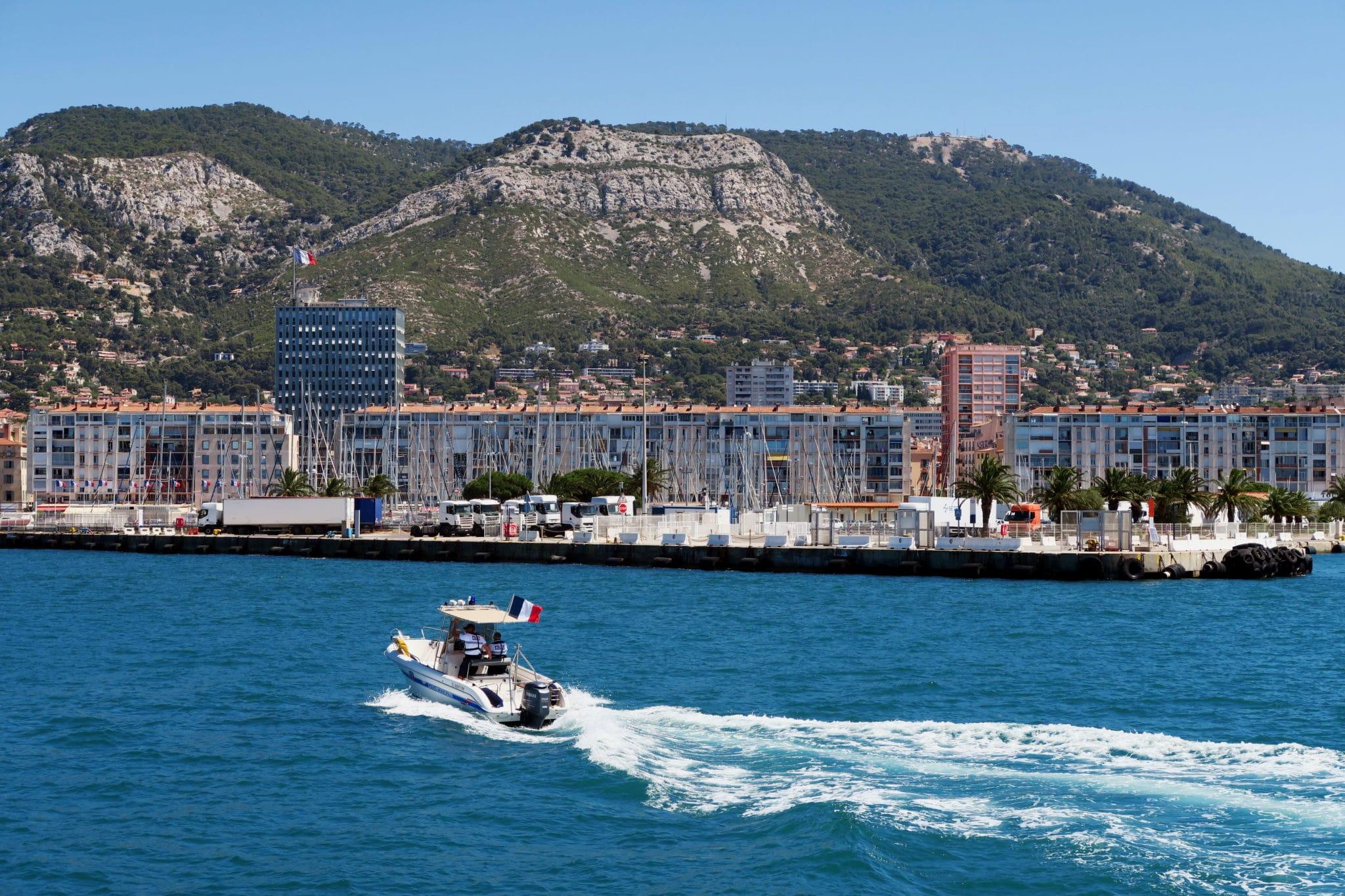 Rade de Toulon - Toulon Bay