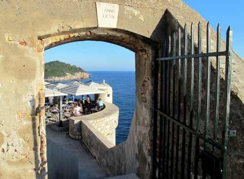 Dubrovnik City Walls Croatia