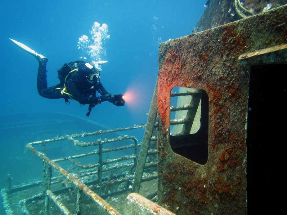 Diving in Malta  - cheapest diving destinations