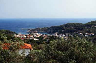 Exploring Alonissos Island Greece