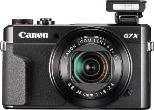 G7X Canon camera