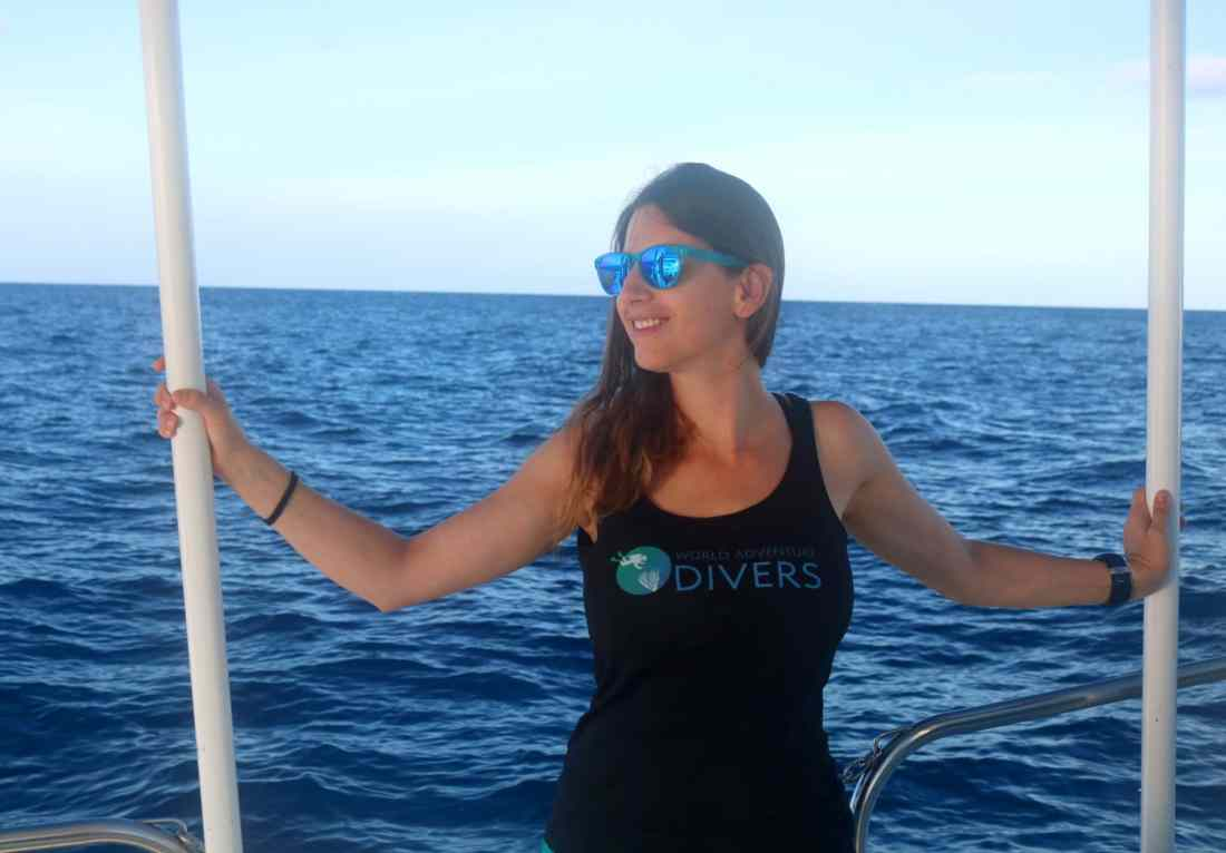 World Adventure Divers in Hawaii