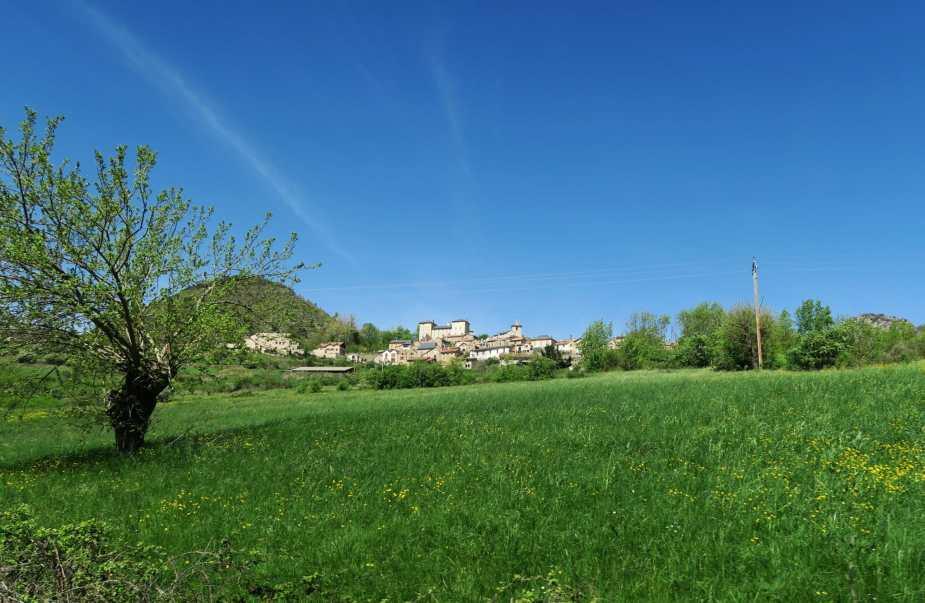 Boyne village Aveyron France