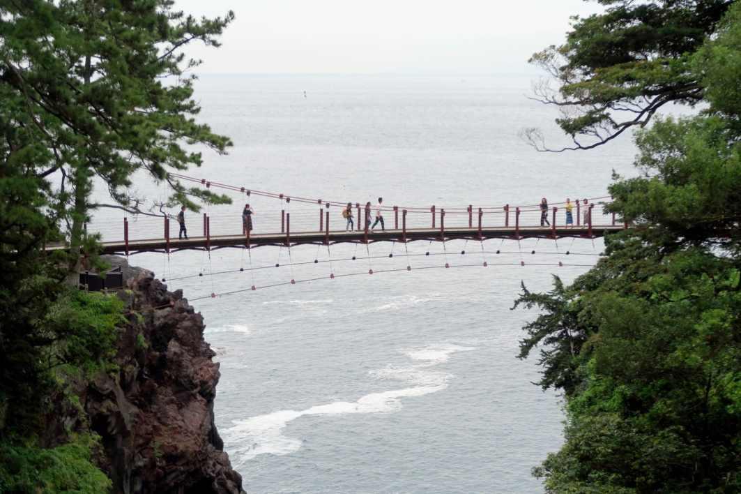 Jogazaki Coast Isu Peninsula Japan