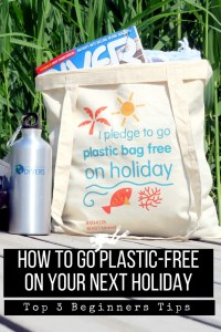 How to go plastic free on holiday
