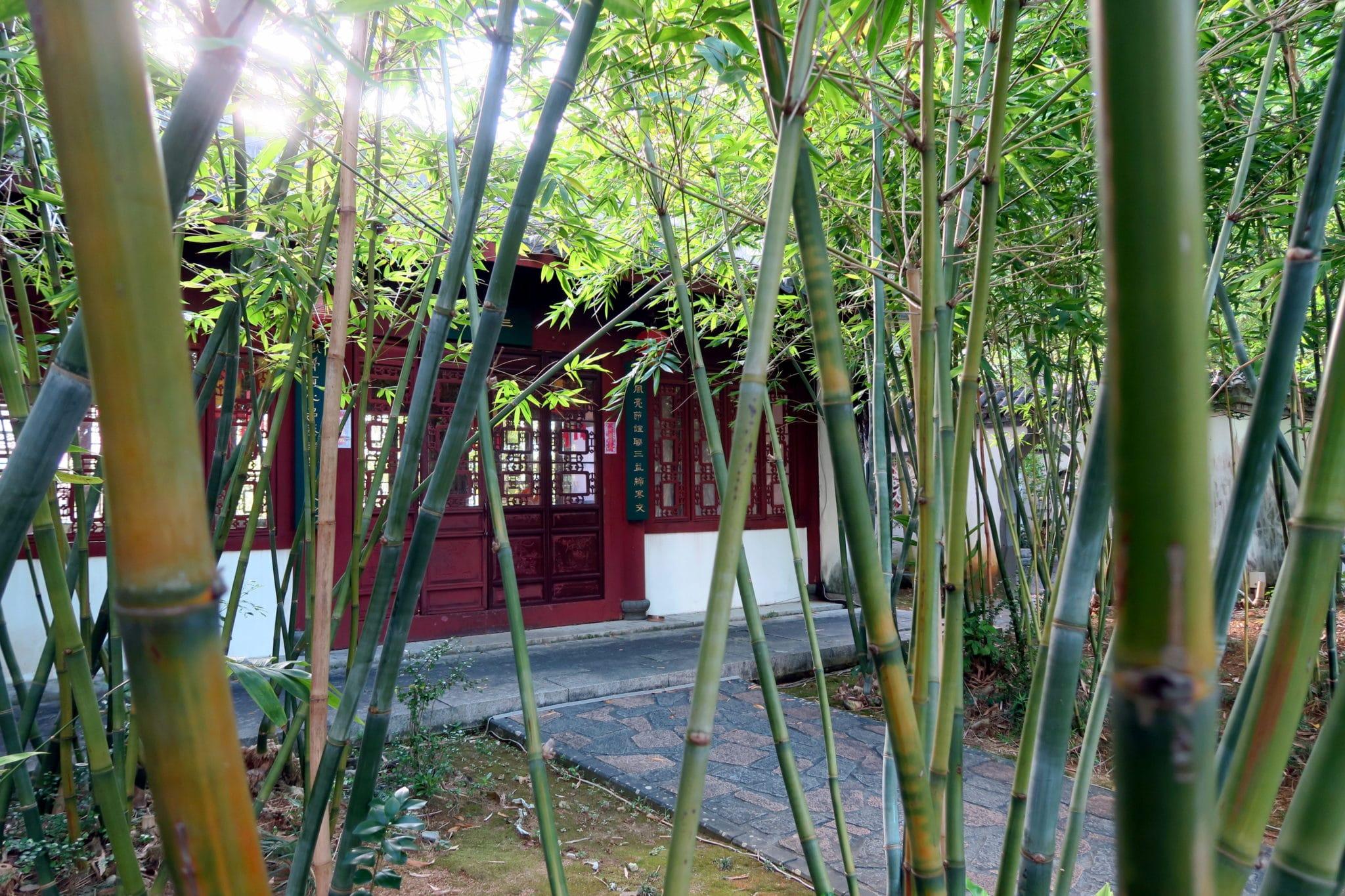Fukushuen Chinese Garden Naha Okinawa Japan