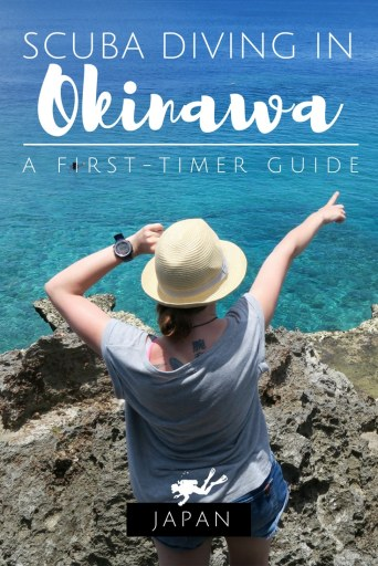 Scuba diving in Okinawa first timer guide