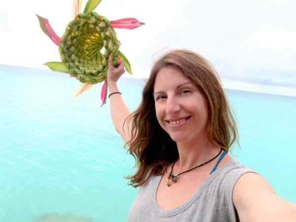 hello Ouvea New Caledonia