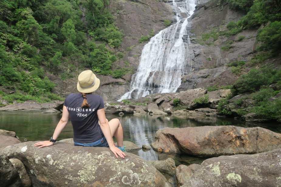 Tao Waterfalls Hienghene New Caledonia