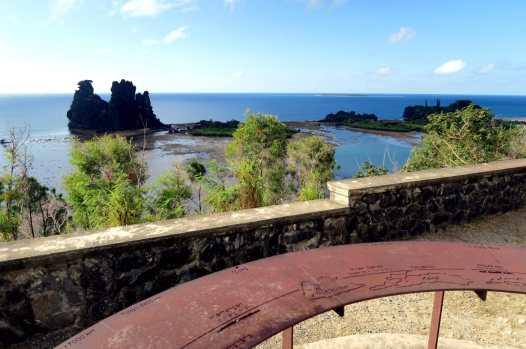 Brooding Hen viewpoint - Exploring Hienghene New Caledonia