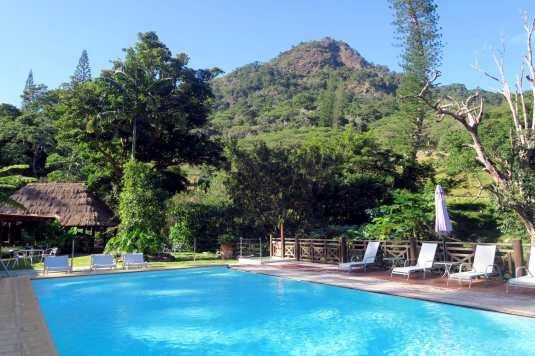 Hotel Evasion Sarramea New Caledonia