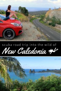scuba road trip new caledonia