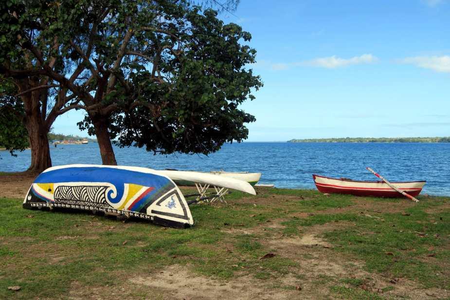 Segong Channel Luganville Santo Vanuatu
