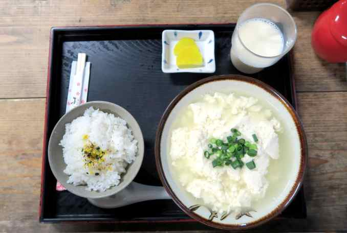 Tofu Higa Best places to eat in Ishigaki Okinawa Japan
