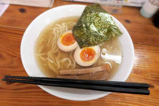 Yaeyama Soba Best places to eat in Ishigaki Okinawa Japan
