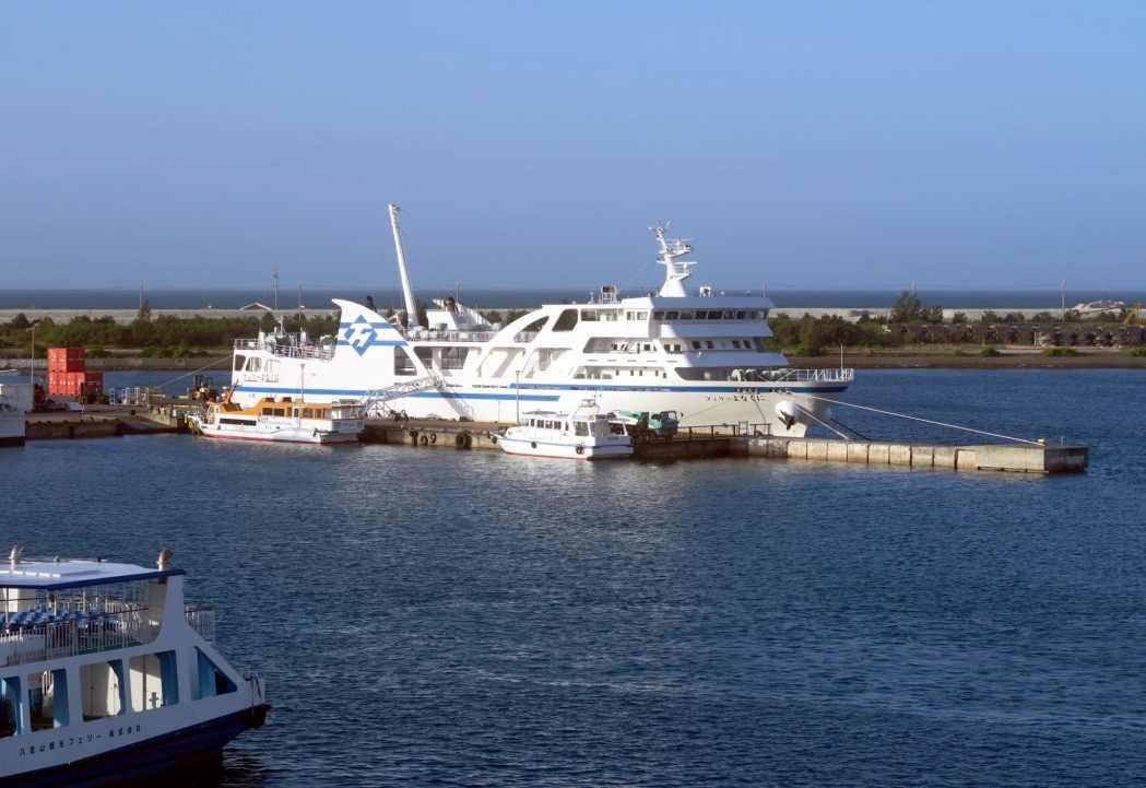 Ishigaki Yonaguni Ferry