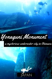 Yonaguni Monument Mysterious Underwater City in Okinawa Japan