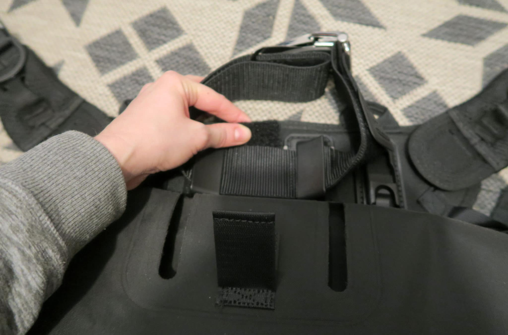Outlaw BCD assembly
