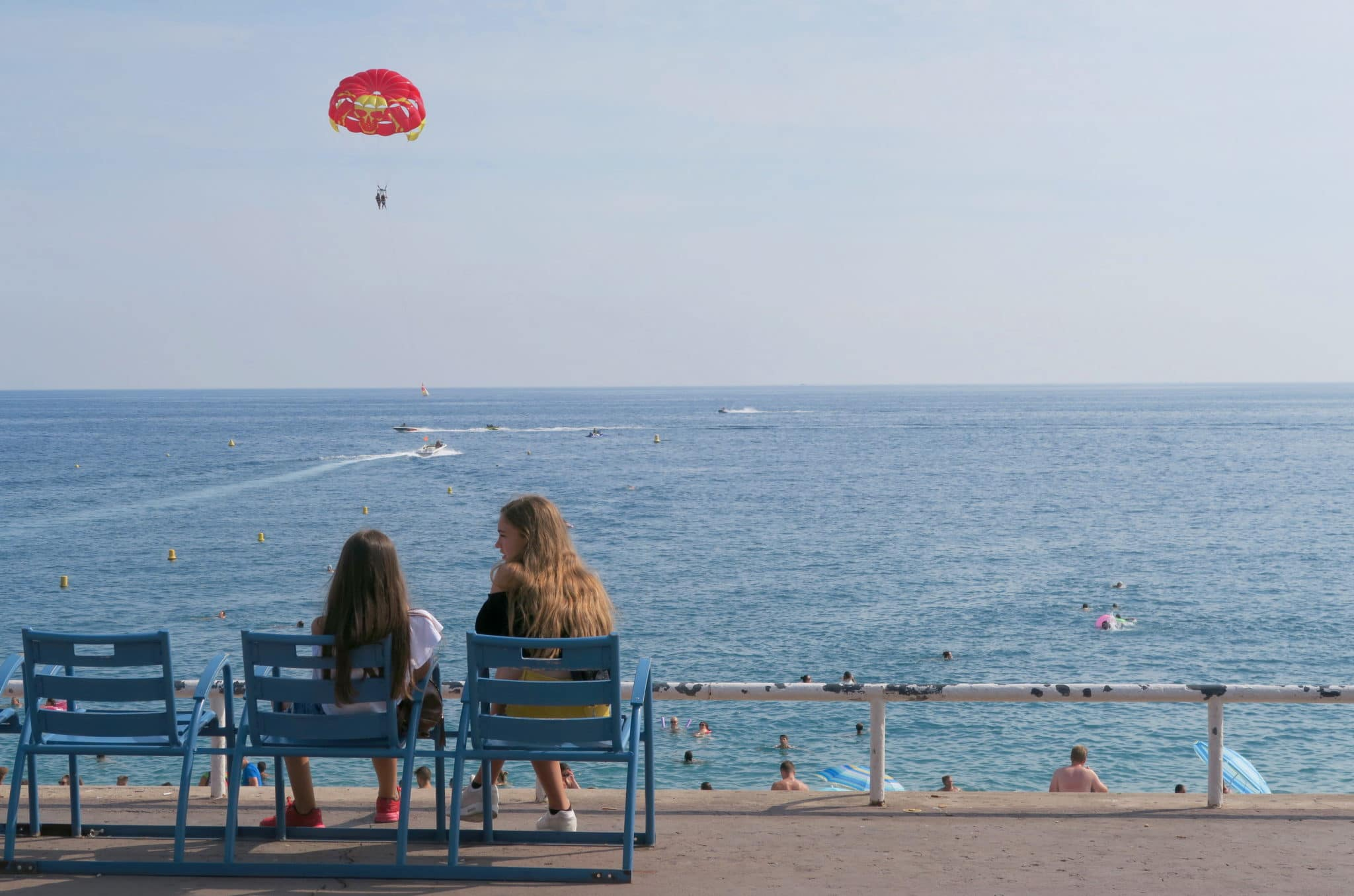 Promenade des Anglais - Nice seafront promenade - Visit Nice French Riviera