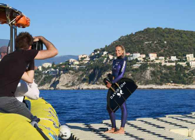 Alice Moldolo AIDA Depth world championships 2019 Villefranche