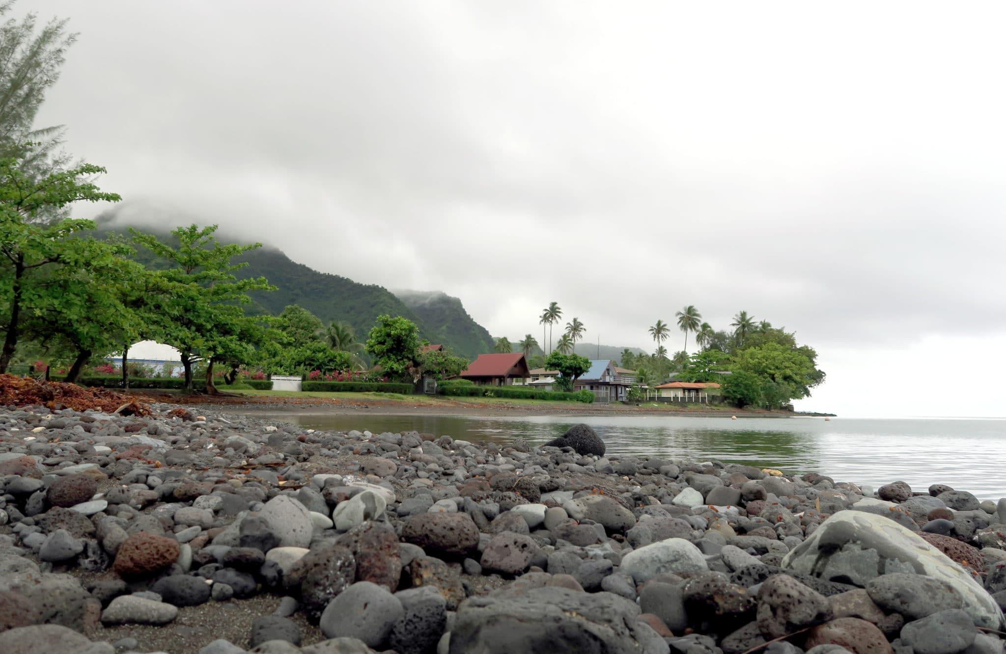 Teahupoo Tahiti Peninsula
