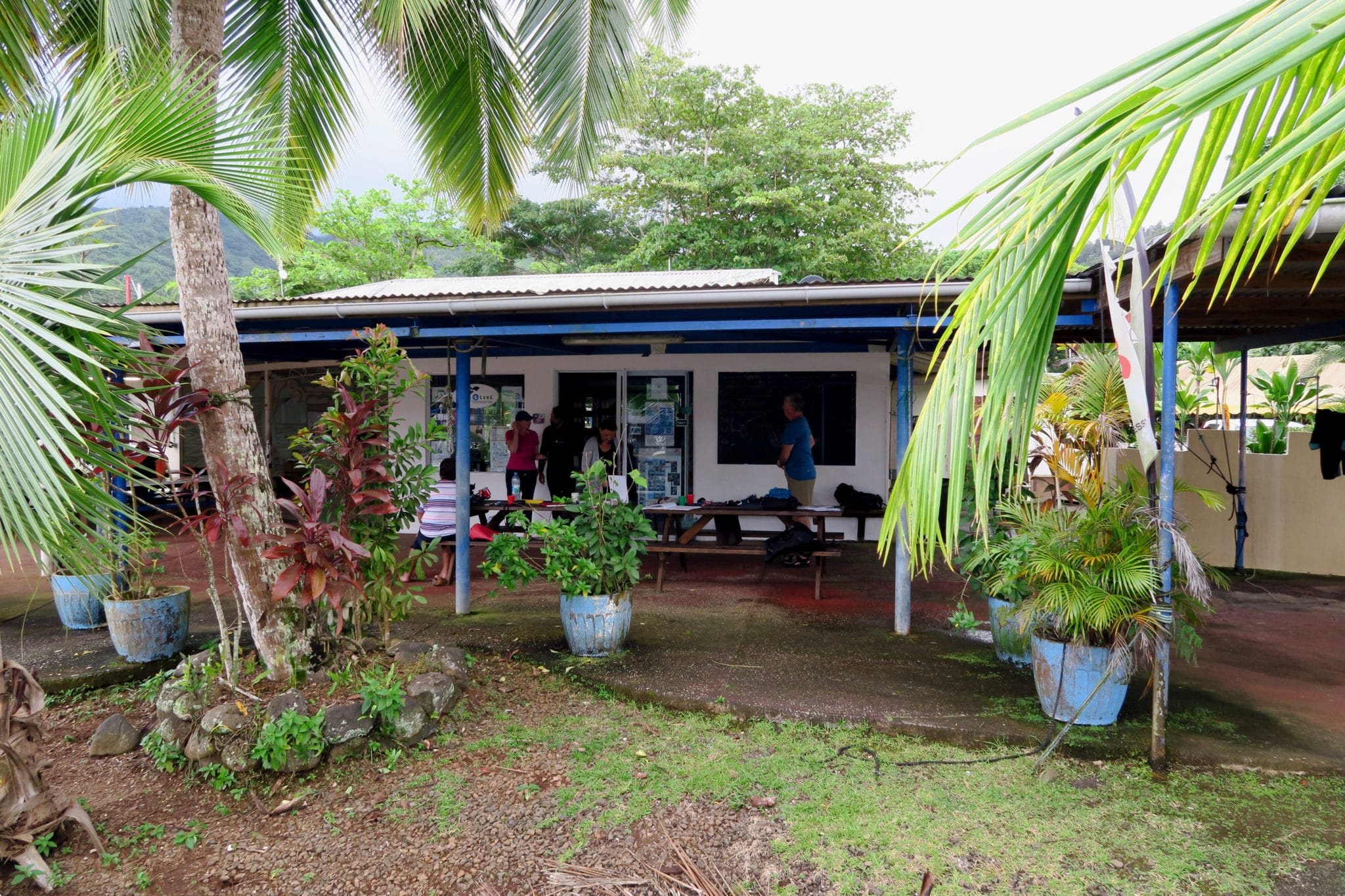 Tahiti Iti Diving Dive Centre