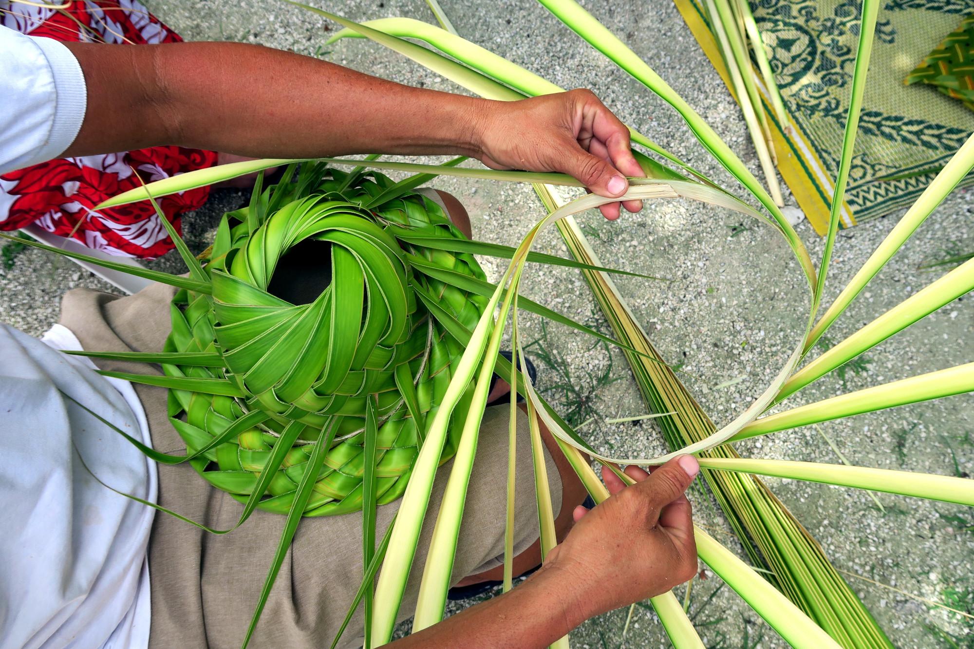 Rotoava village Fakarava French Polynesia