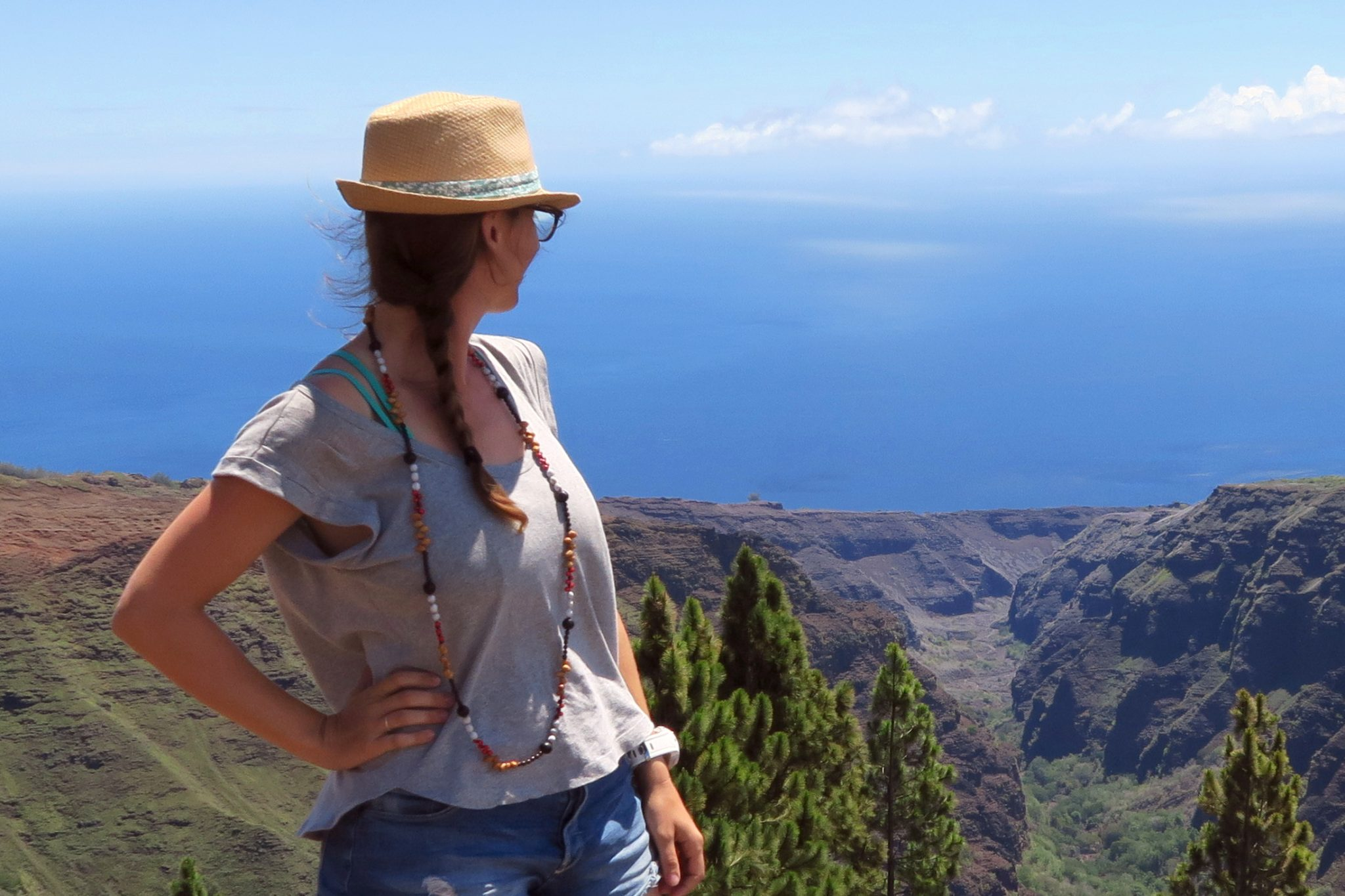 Grand Canyon Nuku Hiva Marquesas Islands French Polynesia