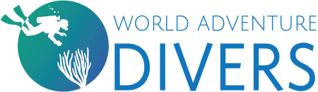 World Adventure Divers - diving blog - Logo v3