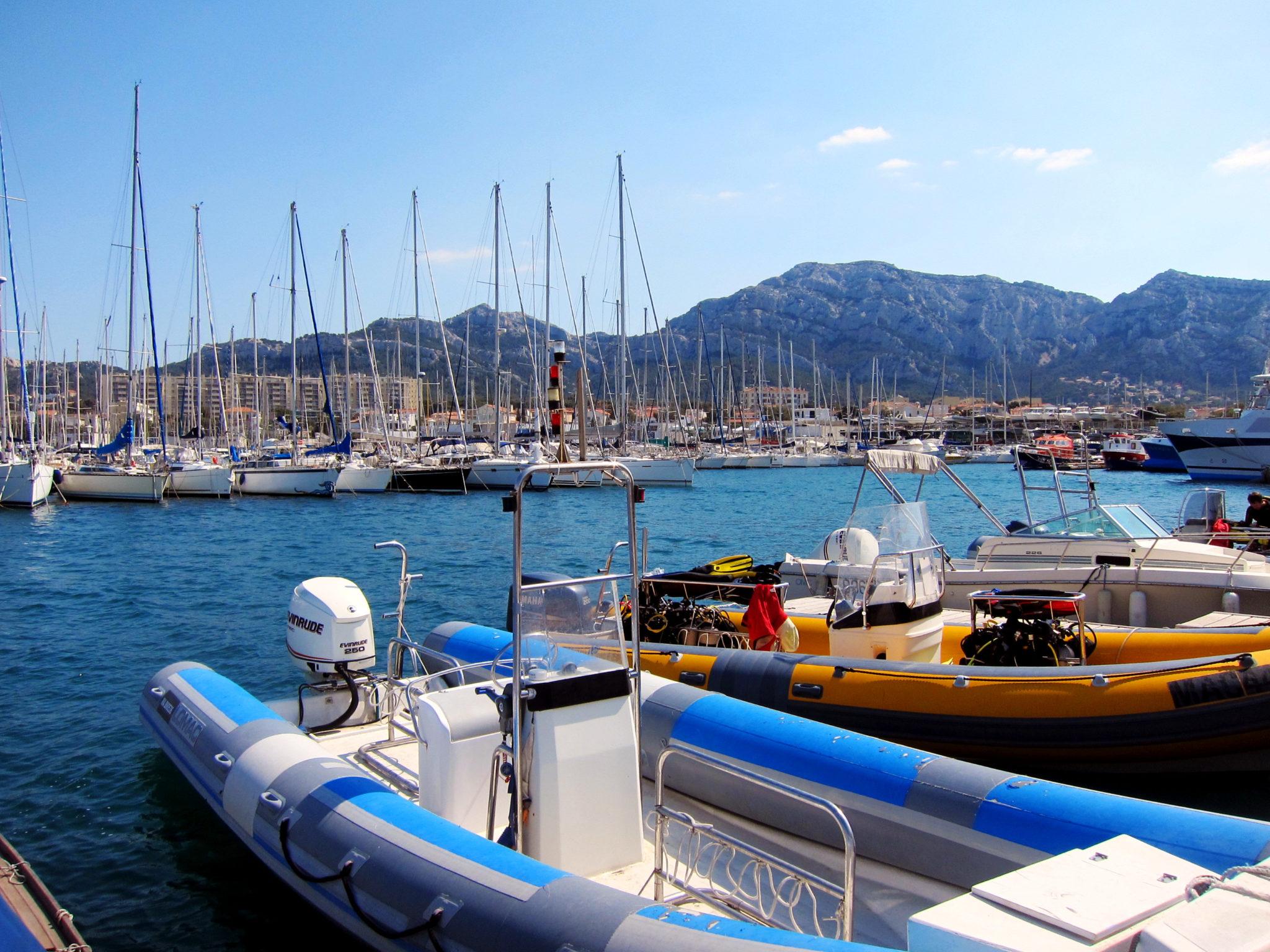 Centre de plongée Port de la Point Rouge Marseille