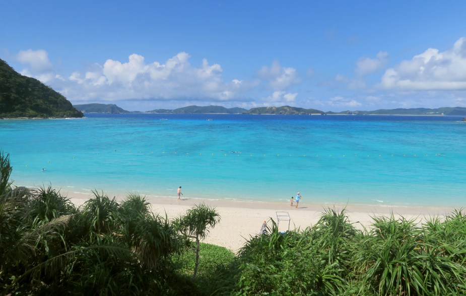 Tokashiku Beach - Tokashiki Island - Kerama Shoto National Park - Okinawa - Japan