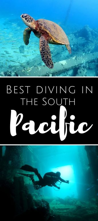 Best diving South Pacific pin2